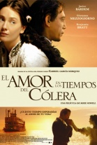 P�ster de El Amor en los Tiempos del C�lera (Love in the Time of Cholera)