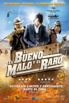 P�ster de El Bueno, el Malo y el Raro (The Good, the Bad, the Weird)