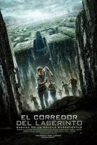 P�ster de El corredor del laberinto (The Maze Runner)