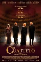 P�ster de El cuarteto (Quartet)
