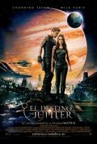 P�ster de El destino de Jupiter (Jupiter Ascending)