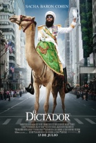 P�ster de El dictador (The Dictator)