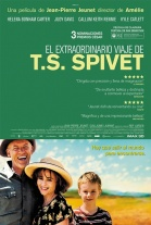 P�ster de El extraordinario viaje de T.S. Spivet (The Young and Prodigious T.S. Spivet)