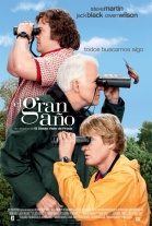 P�ster de El gran a�o (The Big Year)