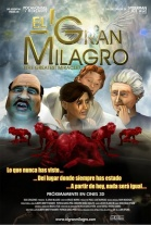 P�ster de El gran milagro (The Greatest Miracle)