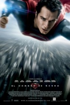 Pster de El hombre de acero (Man of Steel)