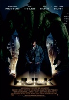 P�ster de El incre�ble Hulk (The Incredible Hulk)