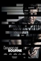P�ster de El legado de Bourne (The Bourne Legacy)