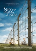 Póster de El niño con el pijama de rayas (The Boy In The Striped Pyjamas)