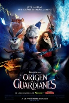 P�ster de El origen de los guardianes (Rise of the Guardians)