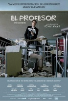P�ster de El profesor (Detachment)