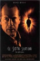 P�ster de El sexto sentido (The Sixth Sense)