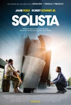 P�ster de El solista (The Soloist)