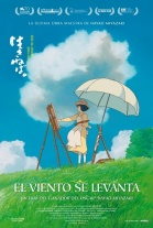 P�ster de El viento se levanta (Kaze Tachinu (The Wind Rises))