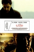 P�ster de El Dilema (The Insider)
