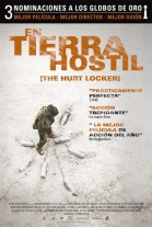 P�ster de En tierra hostil (The Hurt Locker)