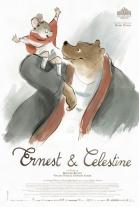 P�ster de Ernest & Celestine (Ernest et C�lestine (Ernest and Celestine))