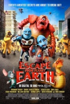 P�ster de  (Escape From Planet Earth)