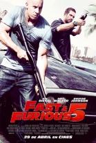 P�ster de Fast & Furious 5 (Fast Five)