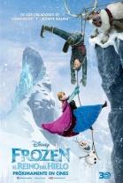 Póster de Frozen, el reino del hielo (Frozen)