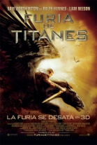 P�ster de Furia de Titanes (Clash of the Titans)