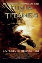 P�ster de Furia de Titanes (Clash of the Titans)