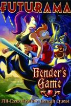 P�ster de Futurama: El juego de Bender (Futurama: Bender's Game)