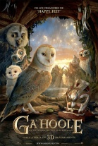 P�ster de Ga'Hoole. La Leyenda de los Guardianes (Legend of the Guardians: The owls of Ga'Hoole)