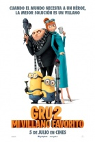 P�ster de Gru 2: Mi villano favorito (Despicable Me 2)