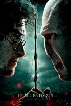 Póster de Harry Potter y las reliquias de la Muerte: 2ª Parte (Harry Potter and the Deathly Hallows: Part II)