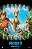 P�ster de Ice Age 3: El Origen de los Dinosaurios (Ice Age: Dawn of the Dinosaurs)
