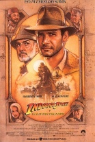 P�ster de Indiana Jones y la �ltima Cruzada  (Indiana Jones and the Last Crusade)