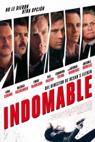 P�ster de Indomable (Haywire)
