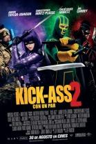 P�ster de Kick-Ass 2, con un par (Kick-Ass 2)