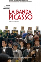 P�ster de La banda Picasso (La banda Picasso)