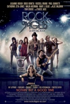P�ster de Rock of Ages (La era del Rock) (Rock of Ages)