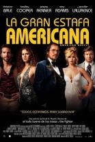 P�ster de La gran estafa americana (American Hustle)