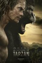 P�ster de La leyenda de Tarz�n (The Legend of Tarzan)