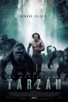 P�ster de La leyenda de Tarz�n (The Legend of Tarzan)