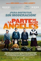 P�ster de La parte de los �ngeles (The Angels'' Share)
