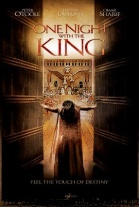 P�ster de La reina de Persia (One night with the king)