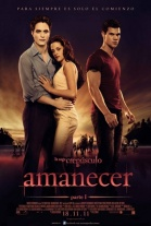 Pster de La Saga Crepsculo: Amanecer - Parte 1 (The Twilight Saga: Breaking Dawn - Part 1)