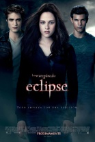 Póster de La Saga Crepúsculo: Eclipse (The Twilight Saga: Eclipse)