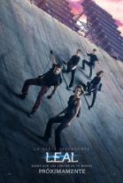 Póster de La serie Divergente: Leal (The Divergent Series: Allegiant)