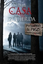 P�ster de La �ltima casa a la izquierda (The Last House on the Left)
