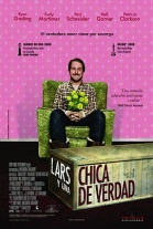 P�ster de Lars y una chica de verdad (Lars and the Real Girl)