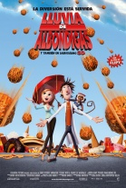 P�ster de Lluvia de Alb�ndigas (Cloudy with a Chance of Meatballs)