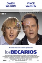 P�ster de Los becarios (The Internship)
