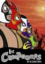 P�ster de Los campeones de la lucha libre (Los campeones de la lucha libre)
