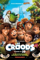 P�ster de Los Croods (The Croods)
